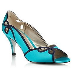Jacques Vert - Scallop piped shoes
