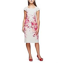 Jacques Vert - Paradise bloom print dress