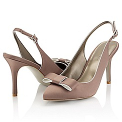 Jacques Vert - Piped Bow Trim shoes