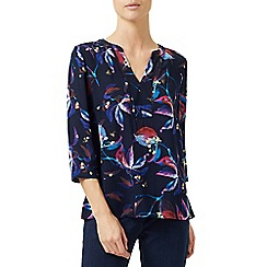 Dash - Floral canyon bloom blouse