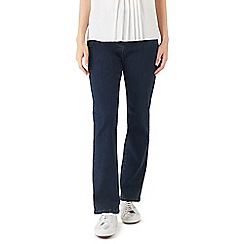 Dash - Dark wash petite jeggings