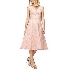 Jacques Vert - Kate jacquard prom dress