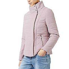 Dash - Asymmetric padded jacket