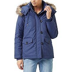 Dash - Short padded parka coat