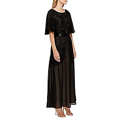 Jacques Vert - Naomi embellished maxi gown