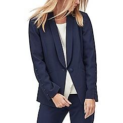 Jacques Vert - Crepe button jacket