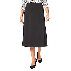 Eastex - Wrap flared skirt