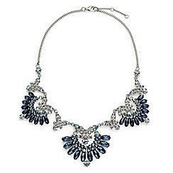 Jacques Vert - Ombre blues collar necklace