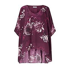 Jacques Vert - Chinois printed kimono blouse