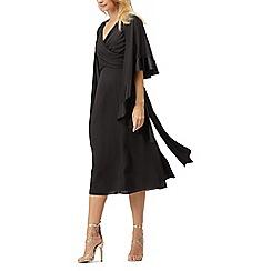 Jacques Vert - Chiffon shawl midi dress