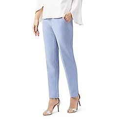 Jacques Vert - Elena compact stretch trousers