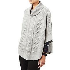 Dash - Knit poncho