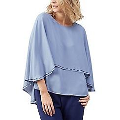 Jacques Vert - Elenora embellished cape top