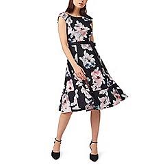 Precis - Petite floral print prom dress