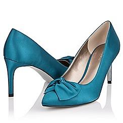 Jacques Vert - Bow detail court shoes