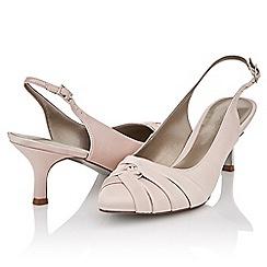 Jacques Vert - Twist detail shoes