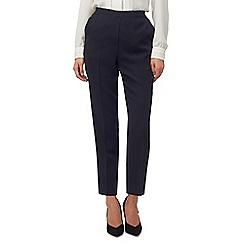 Precis - Petite relaxed trim trousers