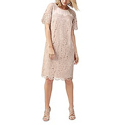 Jacques Vert - Lace detail tunic dress