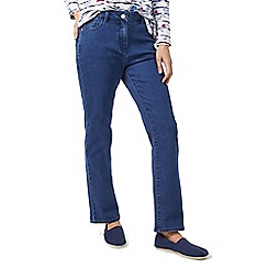 Dash - Mid wash lincoln regular jeans