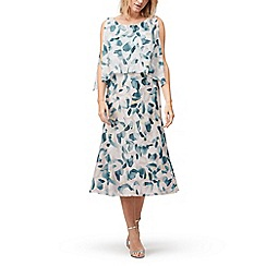 Jacques Vert - Abstract print soft dress
