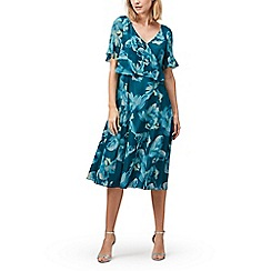 Jacques Vert - Floral printed soft dress