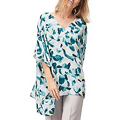 Jacques Vert - Abstract print kaftan