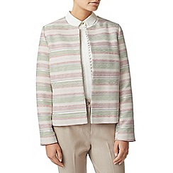 Eastex - Stripe edge to edge jacket