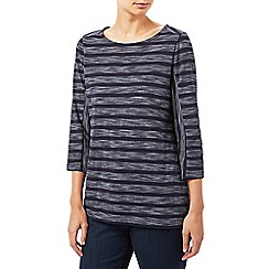 Dash - Interest cut about stripe top