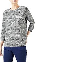 Dash - Pointelle knit jumper