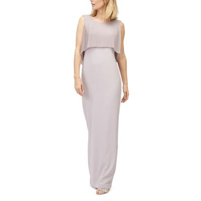 Jacques Vert   Pleated Top Maxi Dress by Jacques Vert