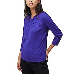 Precis - Petite twist neck top