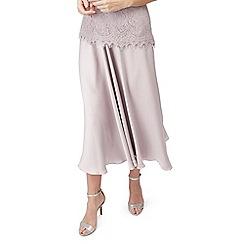 Jacques Vert - Hepburn asymmetric skirt