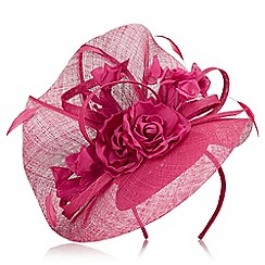 Jacques Vert - Spiral flower fascinator
