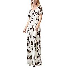 Jacques Vert - Printed maxi dress