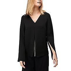 Jacques Vert - Anya chain trim blouse