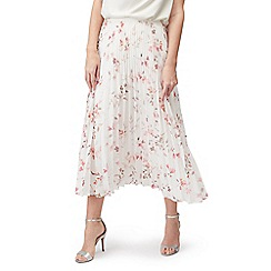 Jacques Vert - Osaka printed maxi skirt