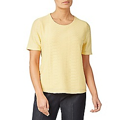 Eastex - Solid textured top