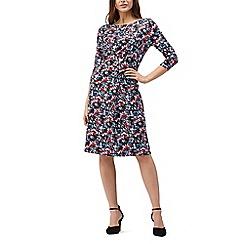 Precis - Petite ditsy floral dress