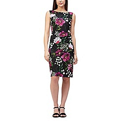 Precis - Petite bouquet print dress