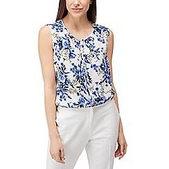 Precis - Botanical print blouse