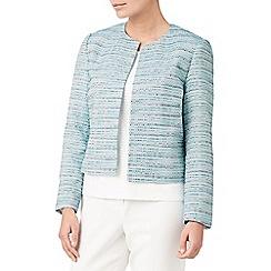 Eastex - Lido light blue tweed jacket