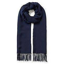 Precis - Navy pashmina scarf