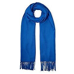 Precis - Blue pashmina