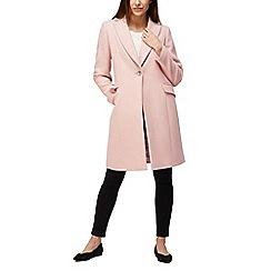 Precis - Aby petite pink coat