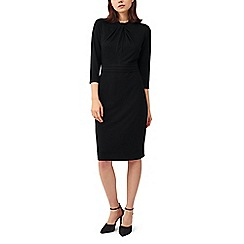 Precis - Petite twist neck dress
