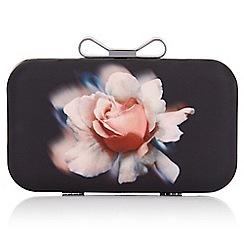 Precis - Enchanted rose clutch bag