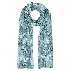Eastex - Texture print scarf