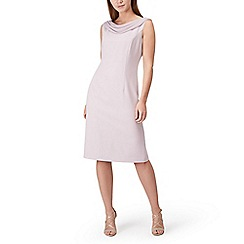 Jacques Vert - Cowl neck crepe dress