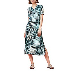 Dash - Poolside jersey midi dress