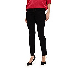 Phase Eight - Black aida smart jeans